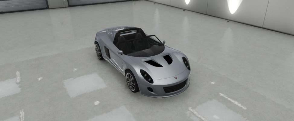 Rocket Voltic - GTA V Vehicles Database & Statistics - Grand
