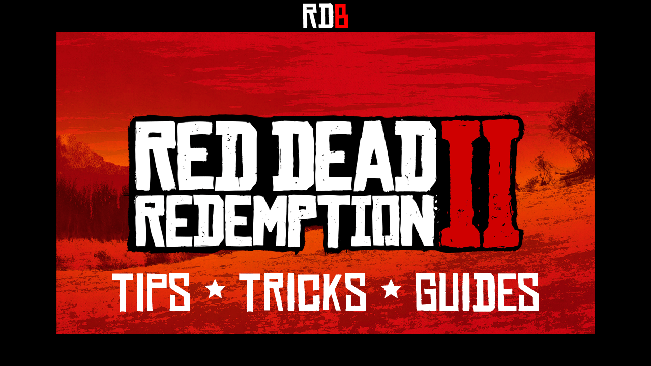 Red Dead Redemption 2 Tricks and Tips Part 1