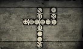 all fives dominoes