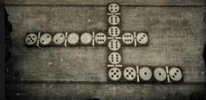 all threes dominoes