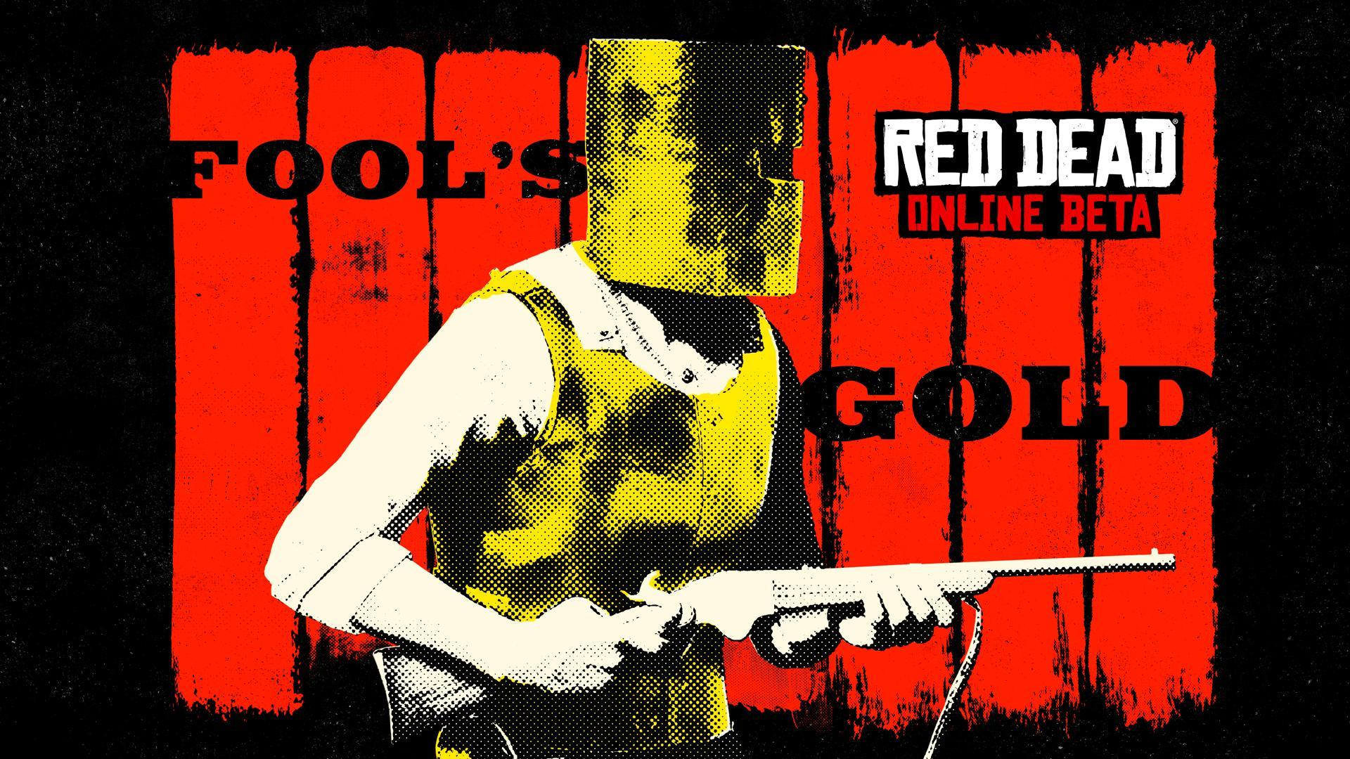 Red Dead Online: new Evans Repeater, Fool's Gold mode & more