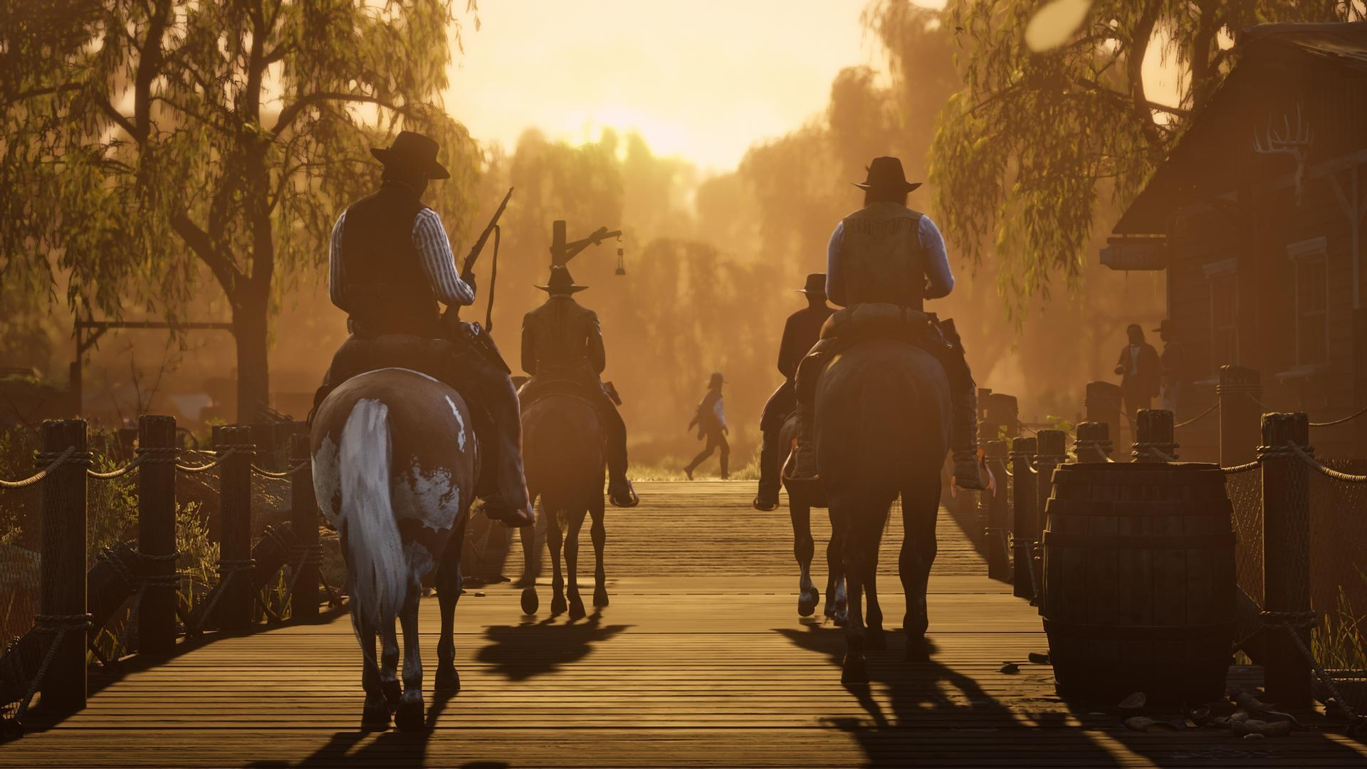 Red Dead Online: Next Big Update Coming this Spring & more