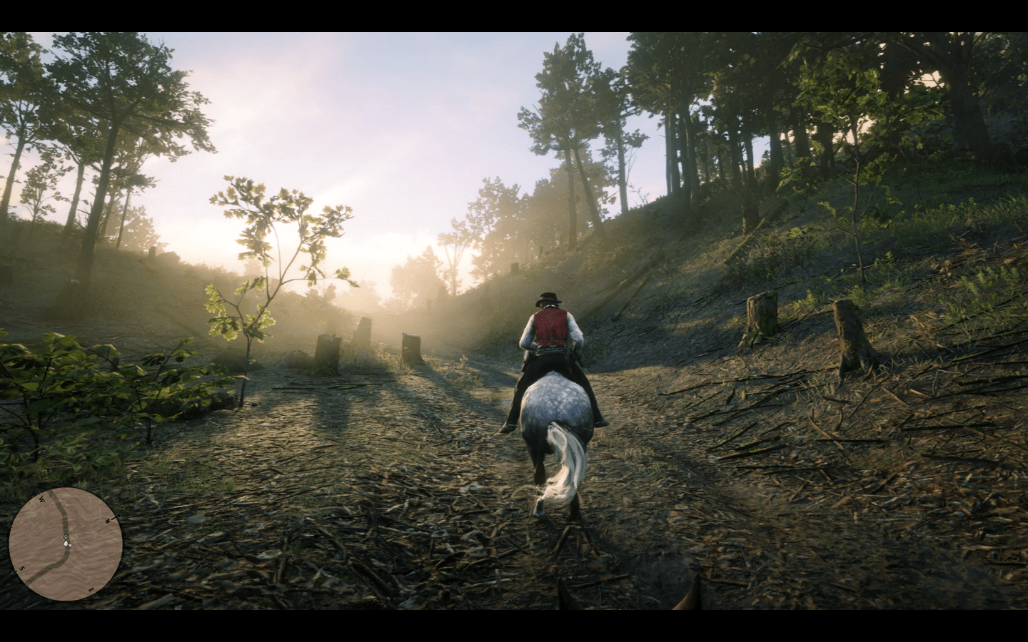 rdr2 first person horse head restricted