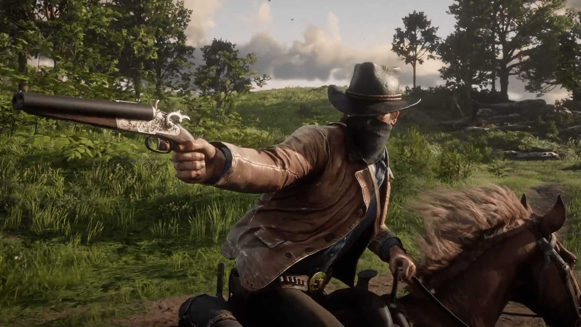 Red Dead Redemption 2 PC: Launch Trailer, New 4K Screenshots, Pre-Load & more