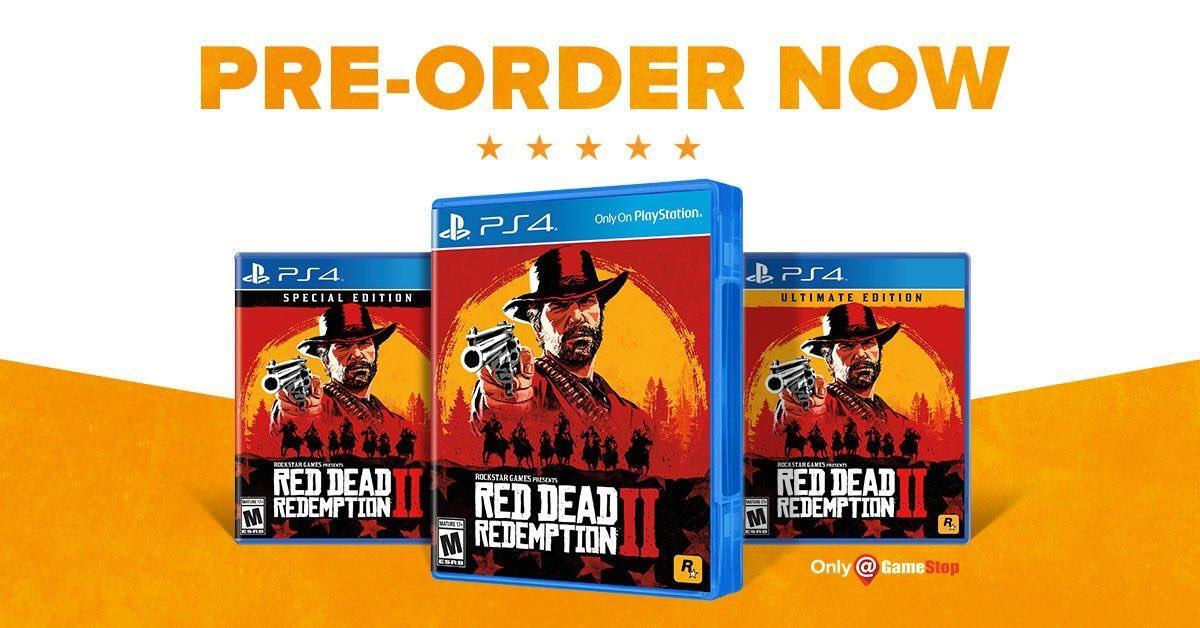 Red Dead Redemption 2 Could Ship With Double-Discs