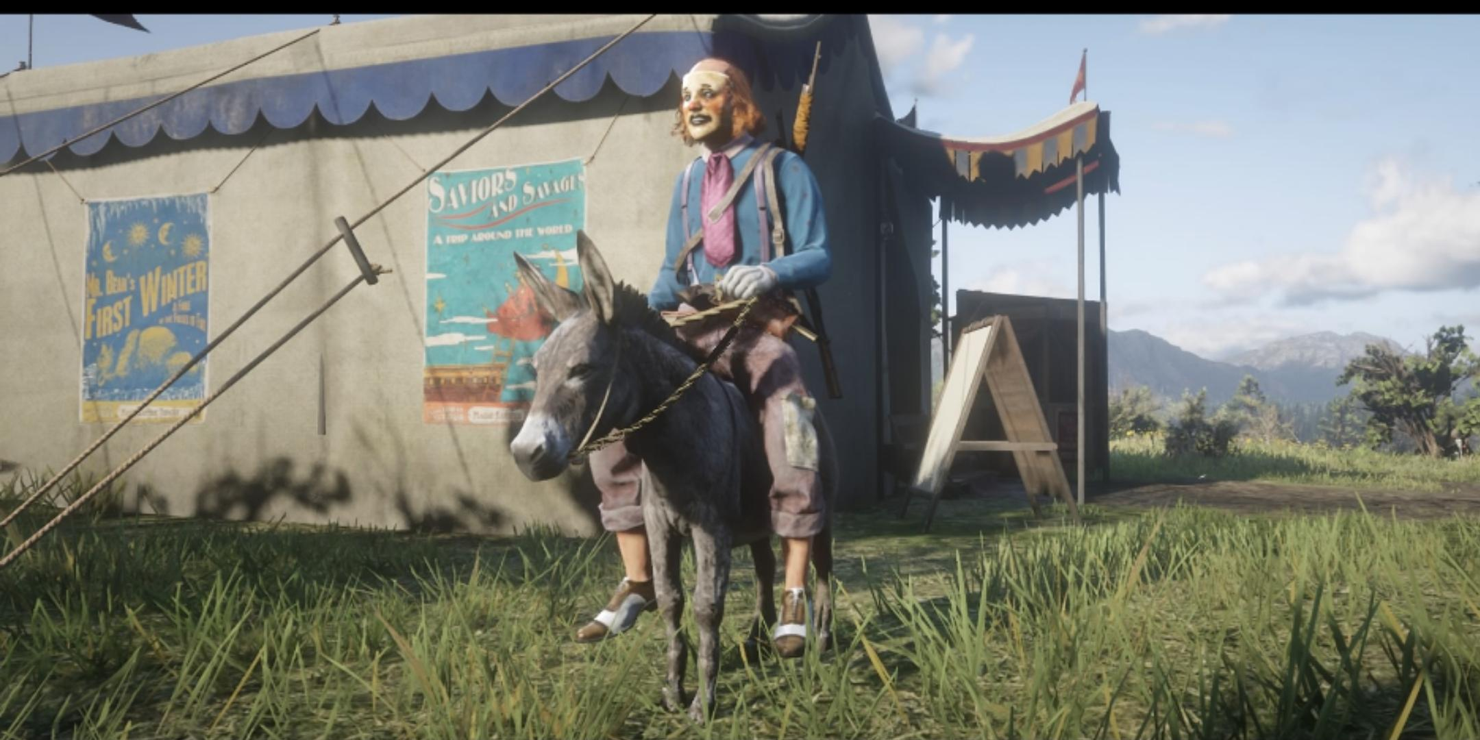 Why are players dressing up as Clowns in Red Dead Online? Full story behind the Clown movement