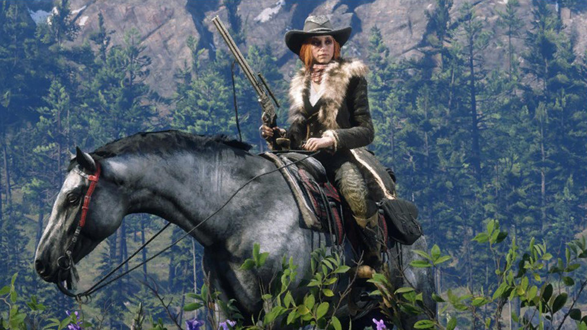 Red Dead Online: New Sighting Mission, Clothing Additions, Bonuses, Discounts & more