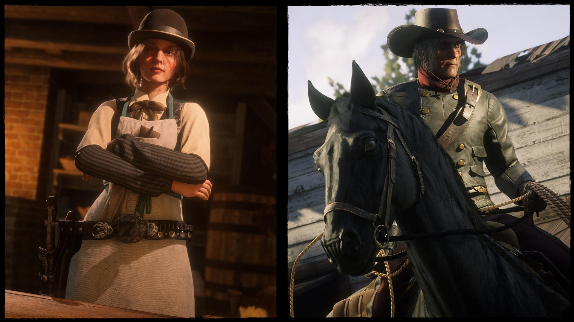 Red Dead Online: Moonshiner and Bounty Hunter Bonuses, Limited-Time Clothing & more