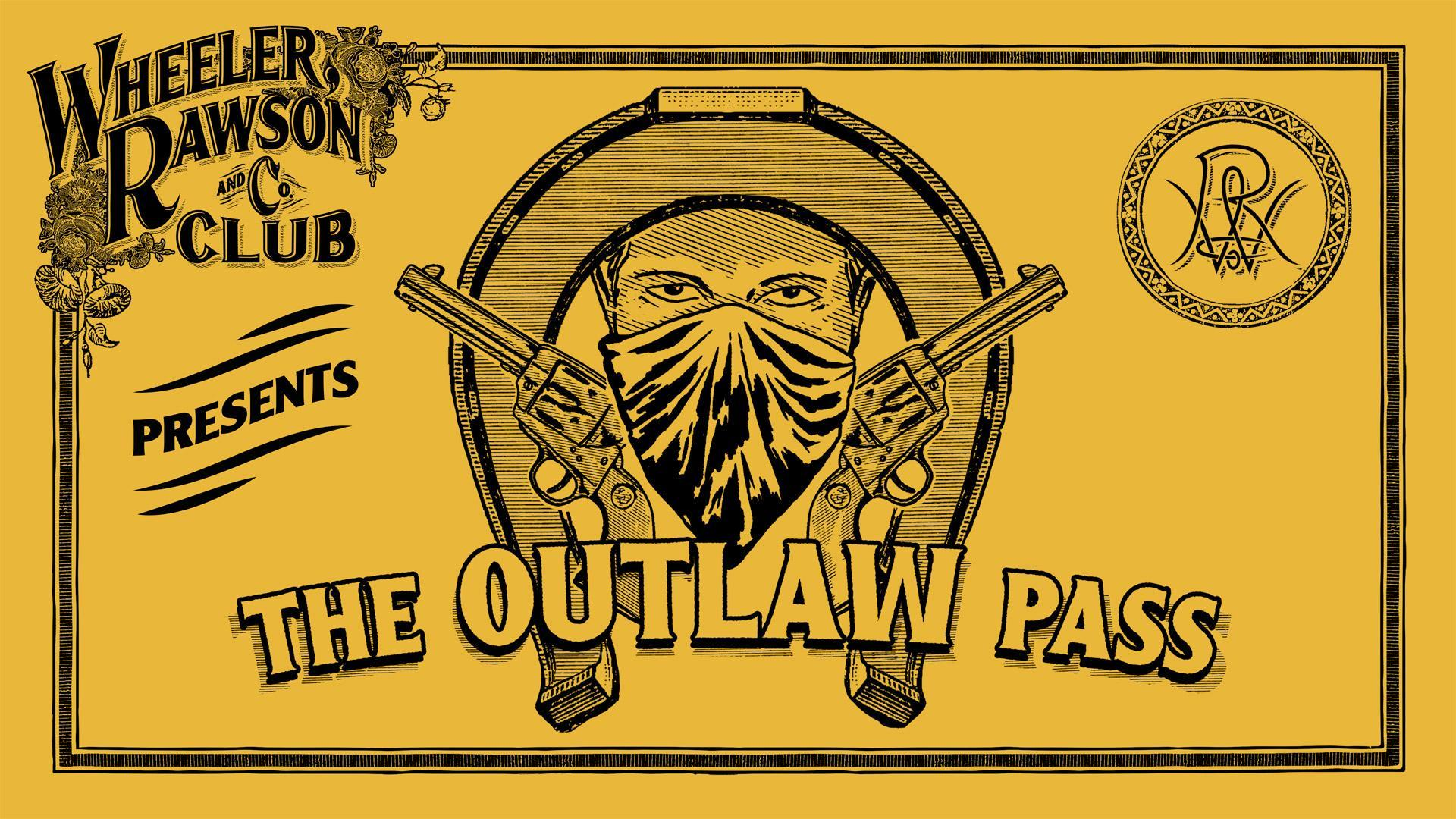 red dead online the outlaw pass