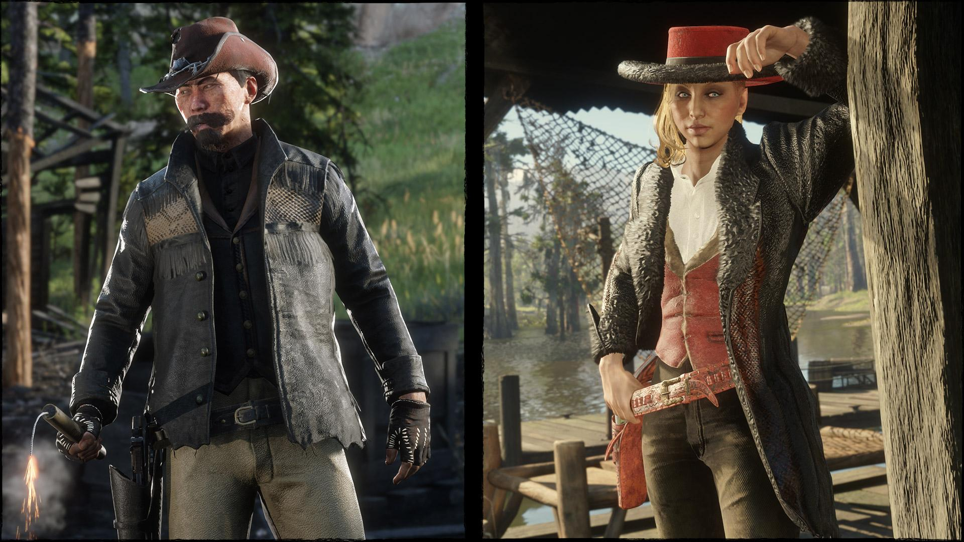 Red Dead Online: Limited Time Clothing, Moonshine Bonuses, Discounts & more