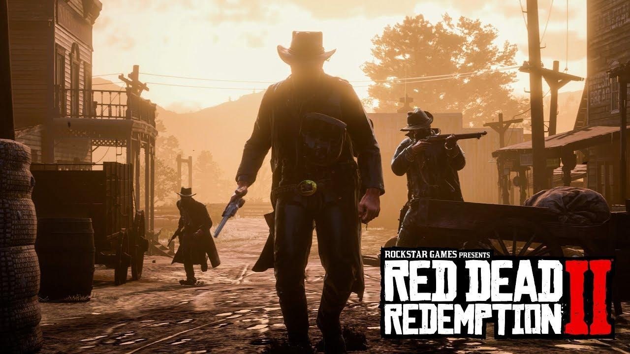 Red Dead Redemption 2: First GAMEPLAY VIDEO Released! - All Features Detailed