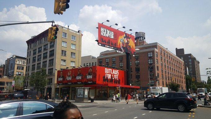 Red Dead Redemption Marketing and Promo spotted!
