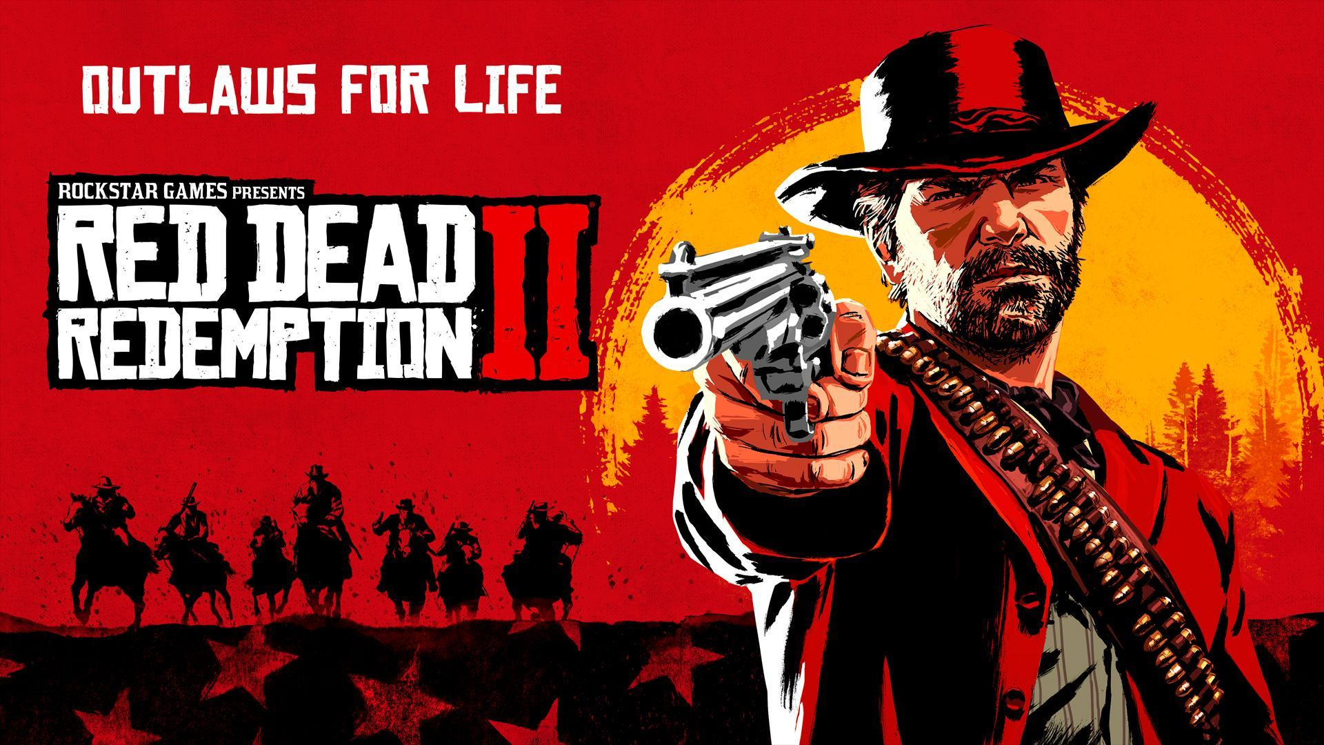 Red Dead Redemption 2 is Now Available Worldwide!