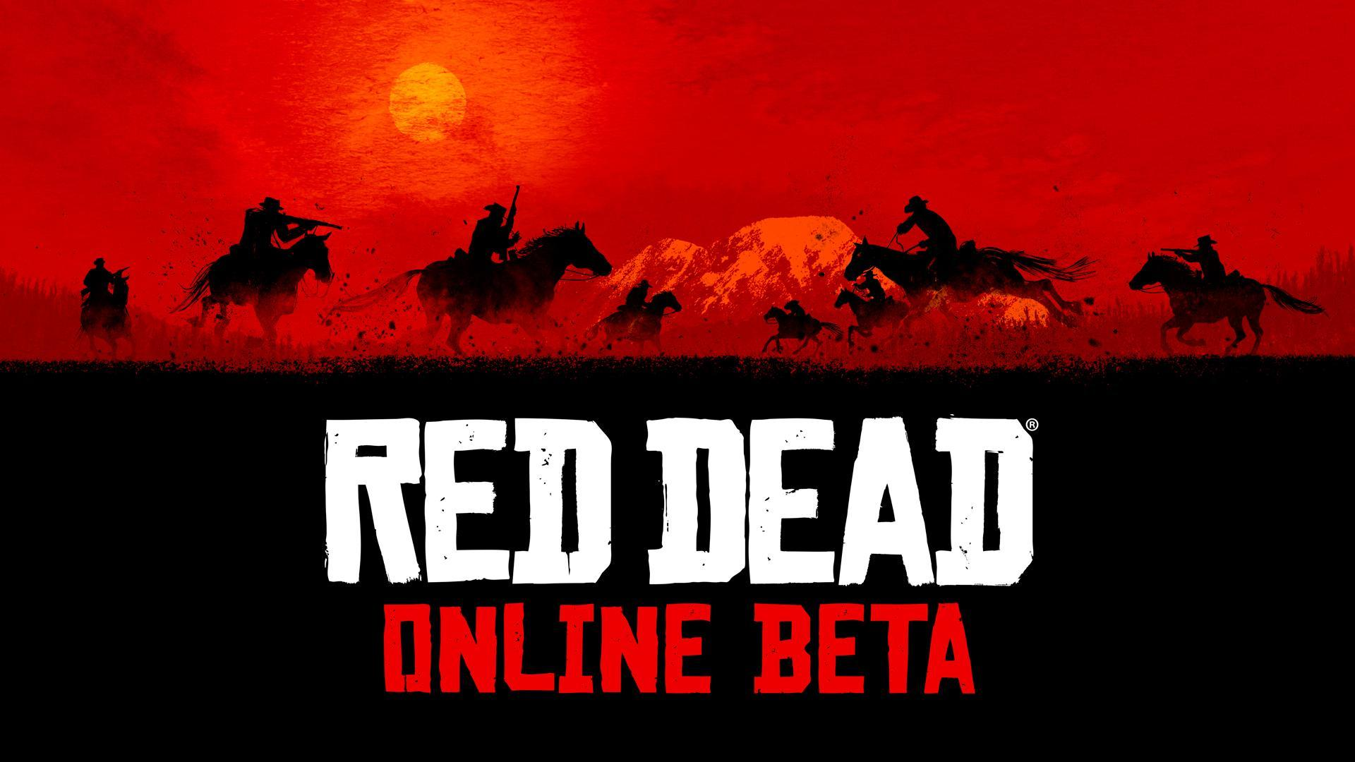 Red Dead Online Beta Early Access Begins Tomorrow, November 27!