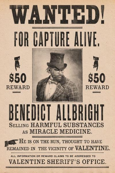 -  Dead 2 Characters Redemption Allbright Benedict Red
