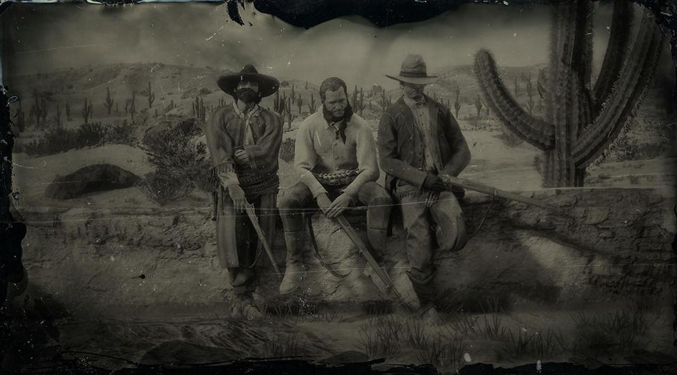 Del Lobos Gang Red Dead Redemption 2 Gangs Factions Red Dead Redemption 2