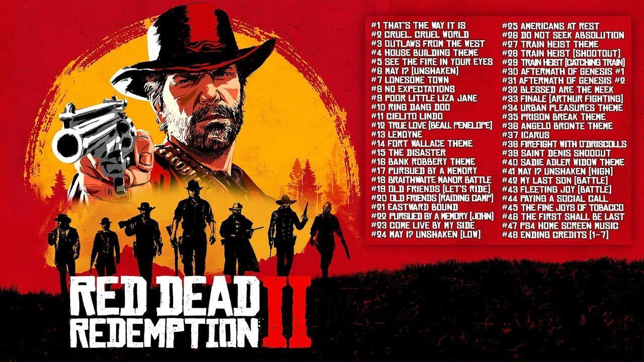 Red Dead Redemption 2 Soundtrack - Full Songs & Music List