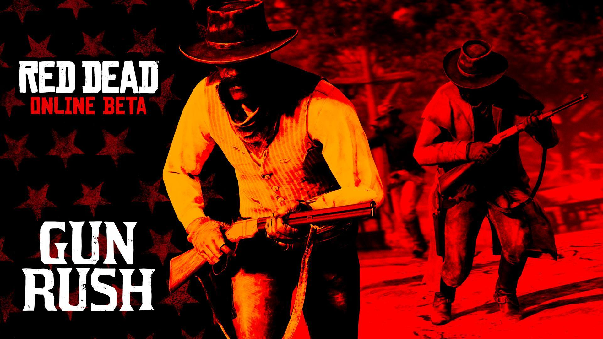 New Gun Rush Battle Royale Mode added to Red Dead Online, plus more to come