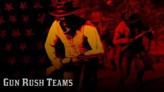 Gun Rush - Teams (Battle Royale)