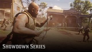 Red Dead Online: Showdown Modes & Races Series Playlists