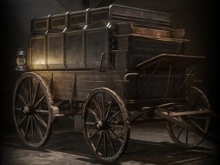 Bounty Wagon