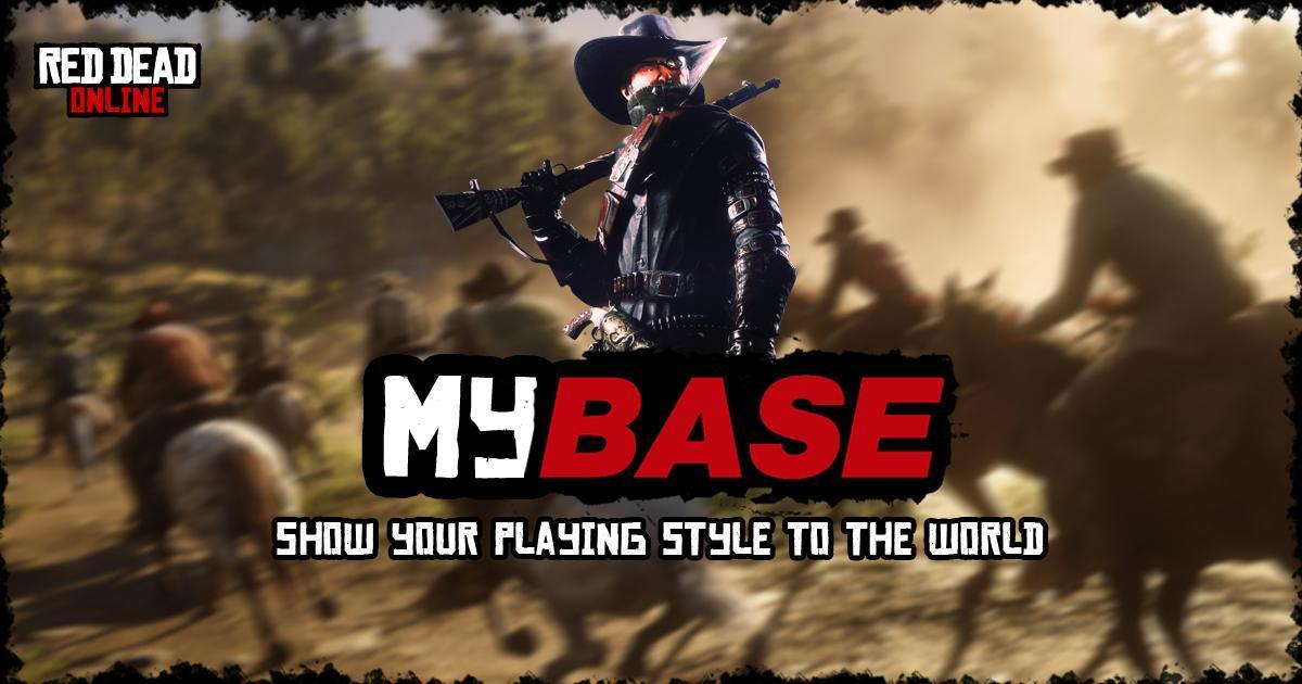 MyBase 3.0 is here: Red Dead Online Assets, Character Info, GTA:O Weapons and much more!