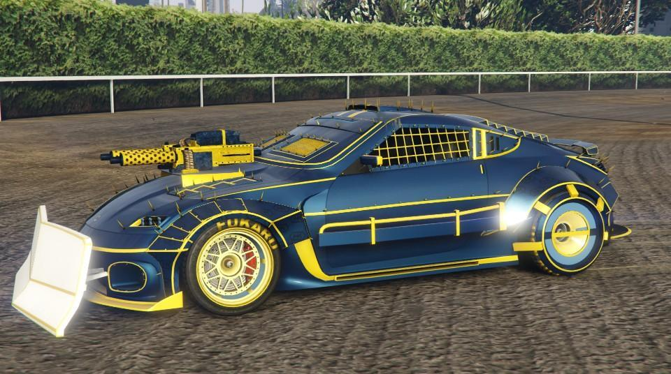 Custom ZR380 (Arena) by Jeroenof