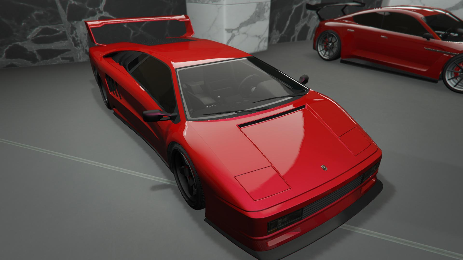 Custom Infernus Classic by MissMacy