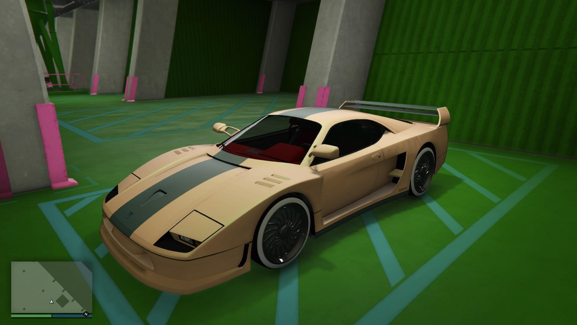 Custom Turismo Classic by VaniLLaGoriLLa14