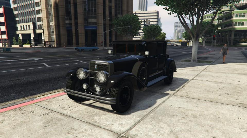 Custom Roosevelt by NickNewman00