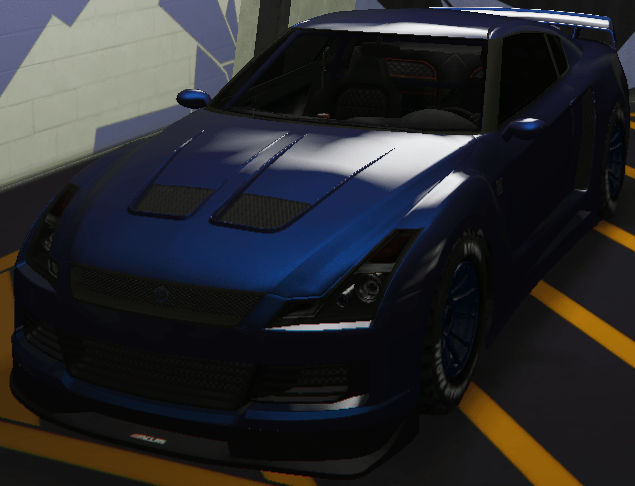 Elegy RH8 (Fully Upgraded)