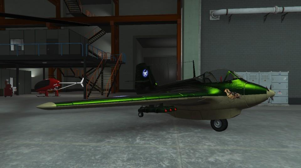 Custom LF-22 Starling by Lewets