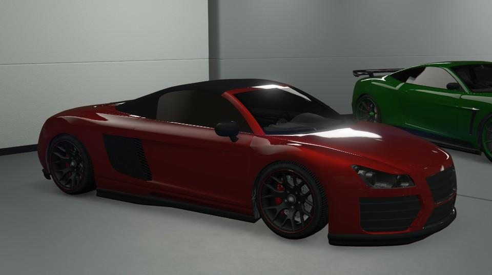 Custom 9F Cabrio by TiredGamer7