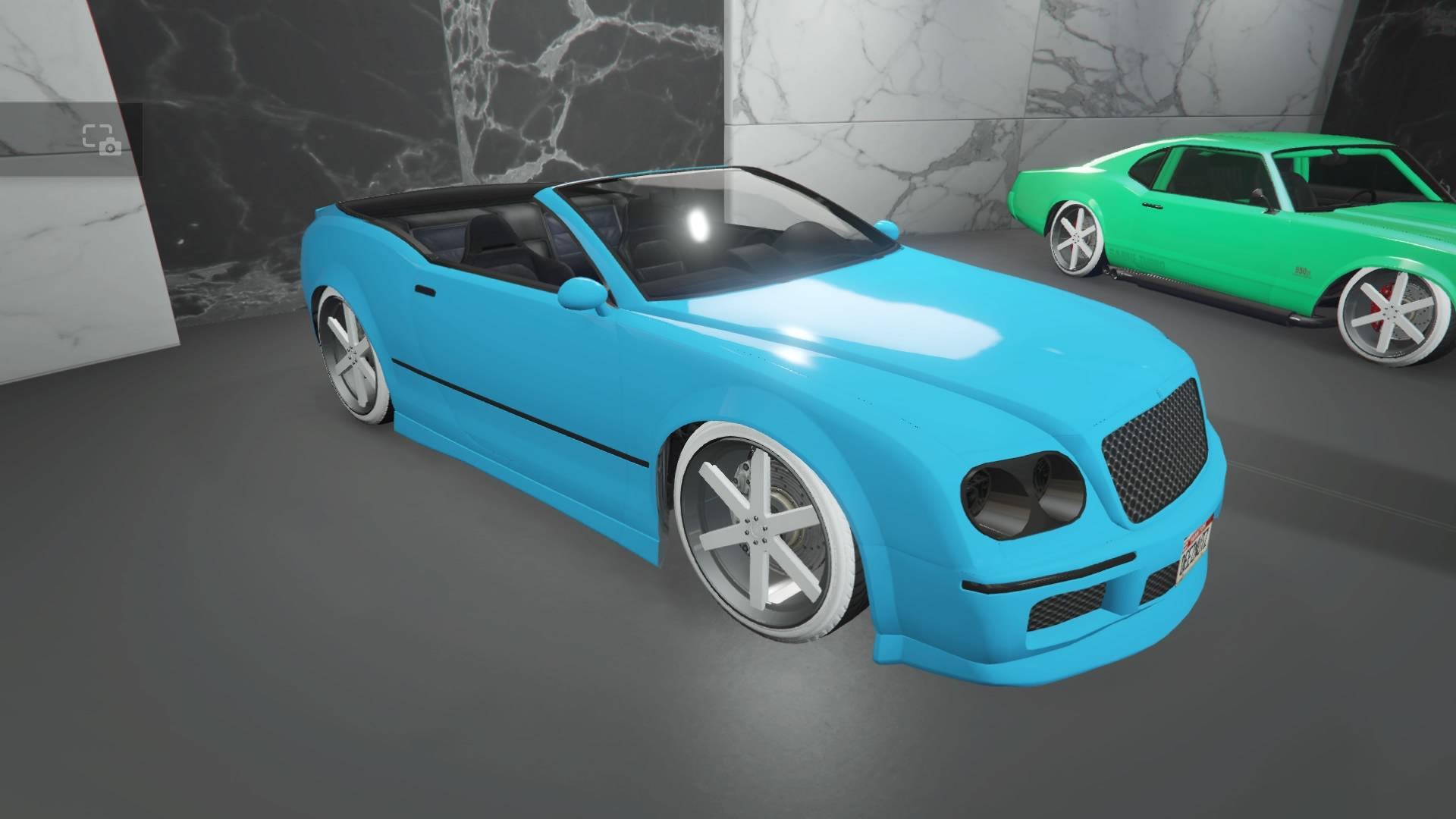 Custom Cognoscenti Cabrio by Faze_LDude