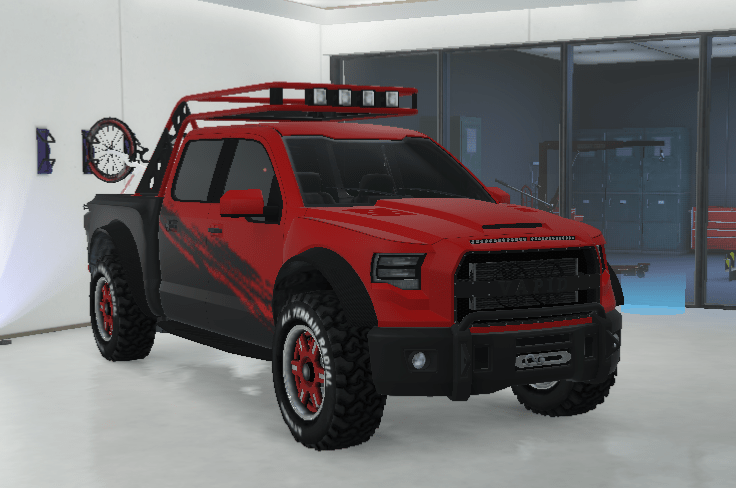 Custom Caracara 4x4 by Tumorov