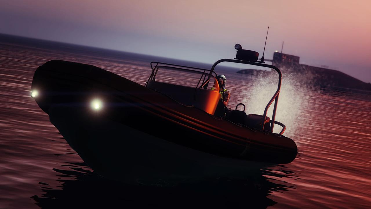 Custom Dinghy by GTA Vibes