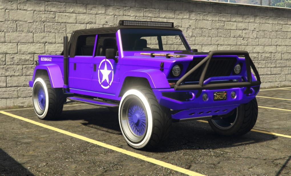 Custom Kamacho by Decigtzu