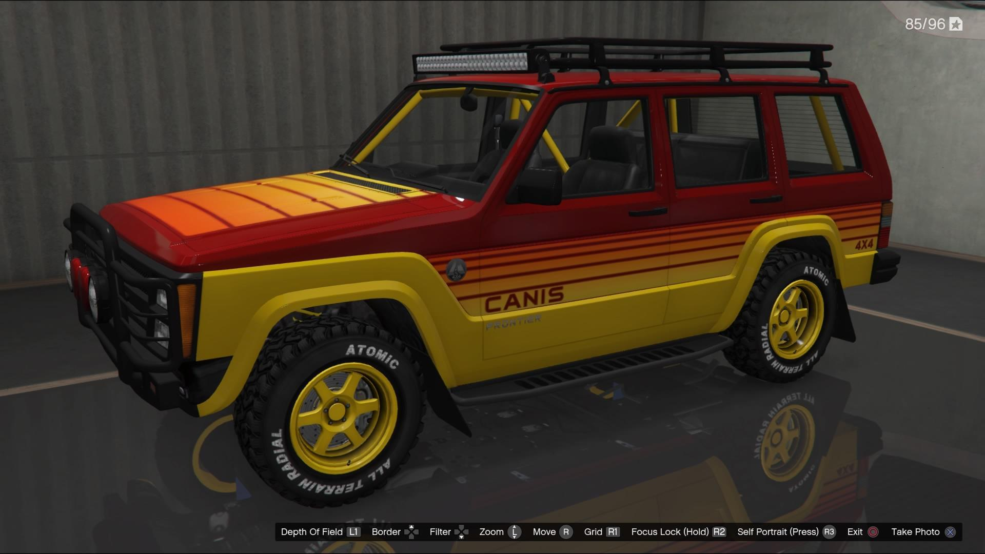 Custom Seminole Frontier by ash_274 Nickle