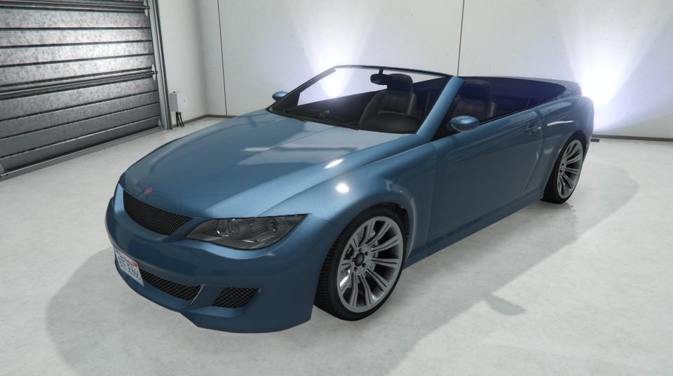 Custom Zion Cabrio by madelai