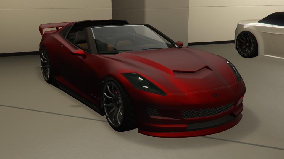 Custom Coquette (Topless) by TiredGamer7