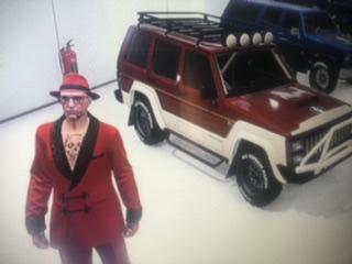 Custom Seminole Frontier by All Money In