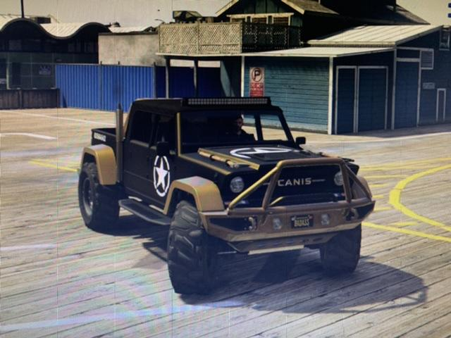 Custom Kamacho by Tane83