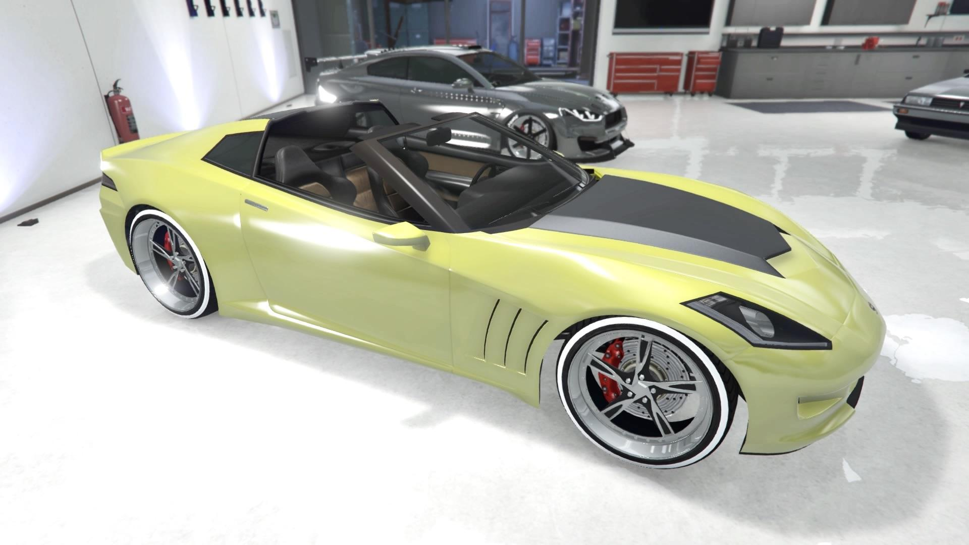 Custom Coquette (Topless) by AyatoSKK (1st Char.)