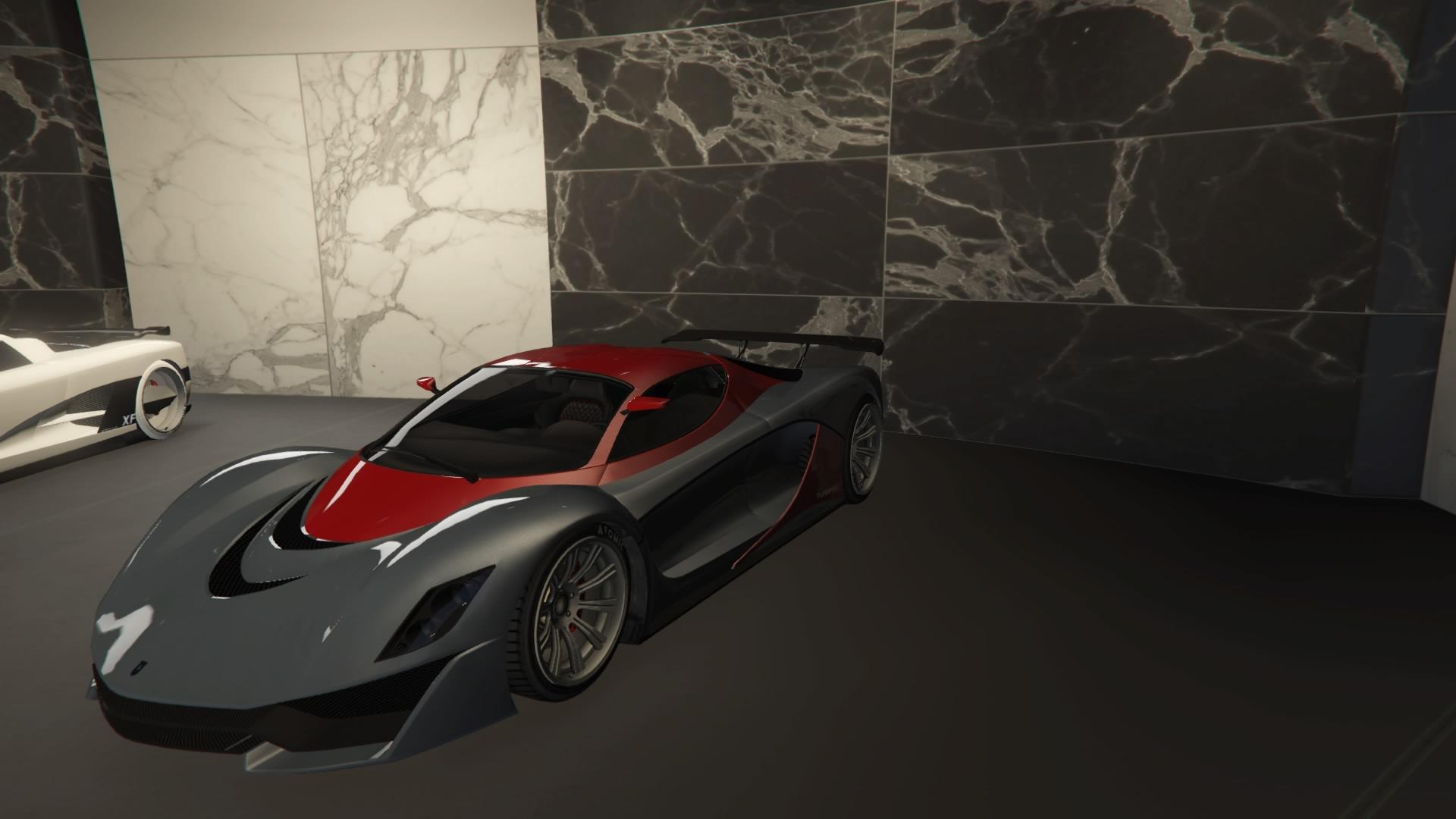 Turismo R (Fully Upgraded)
