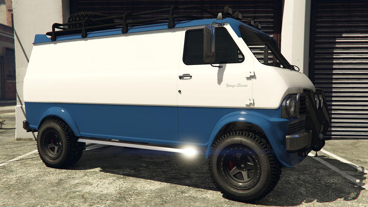 Custom Youga Classic 4x4 by Carrythxd
