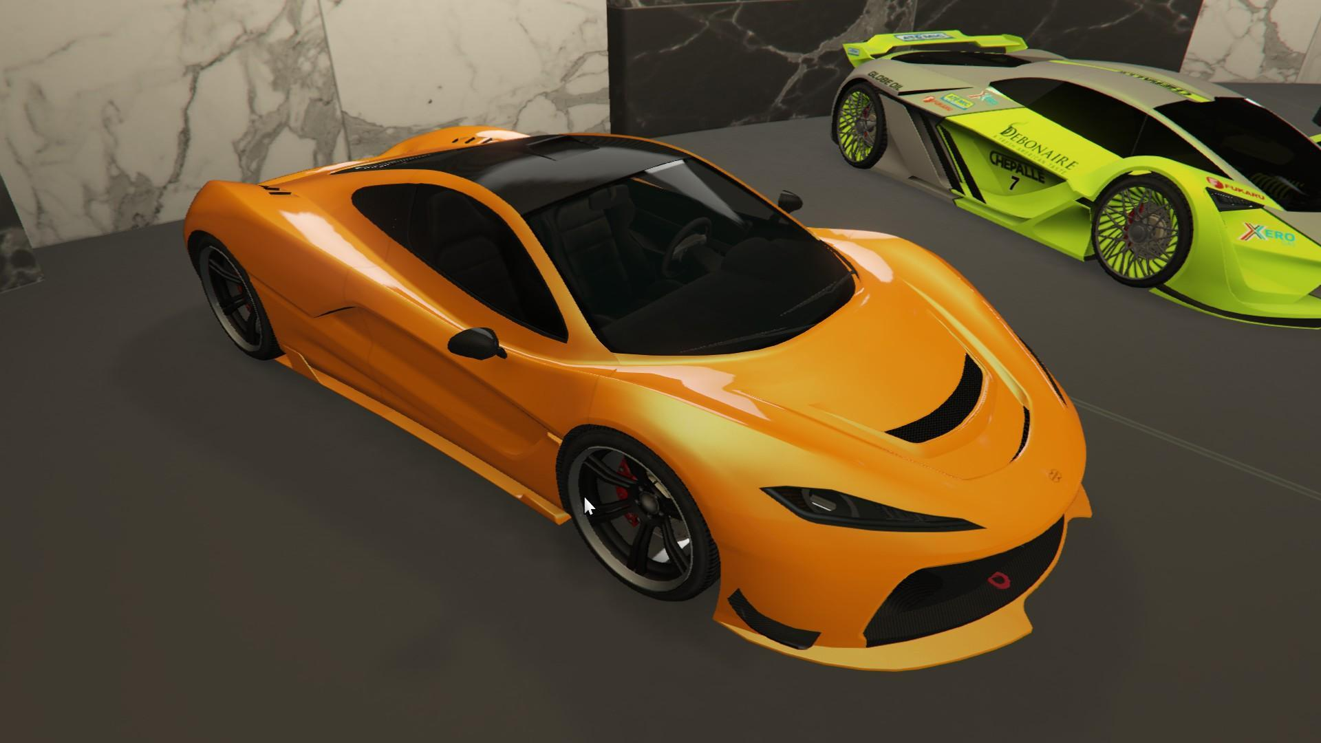 T20 - SUPERCARS