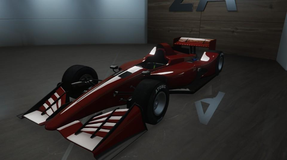 Custom DR1 (IndyCar) by Artuto