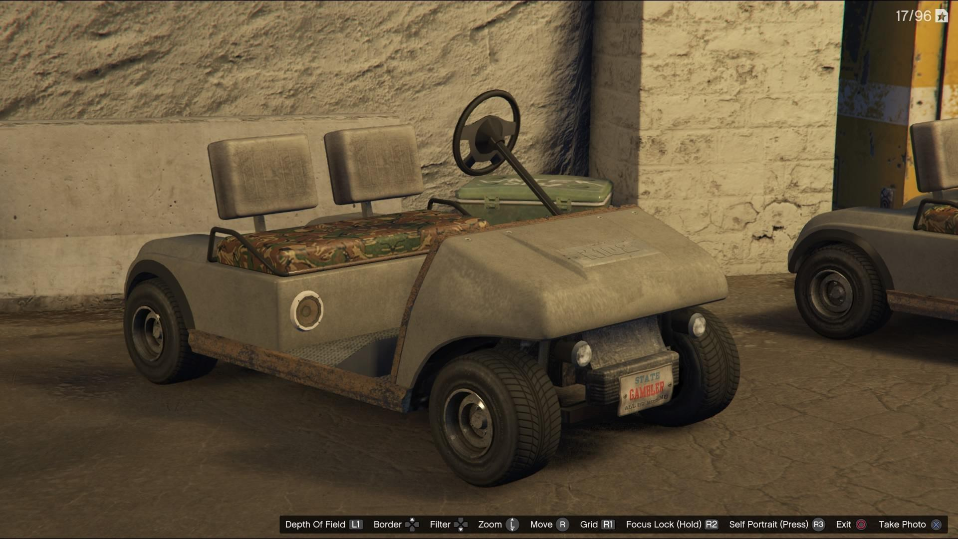 Custom Caddy (Bunker) by JD41796