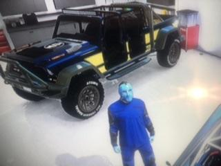 Custom Kamacho by All Money In