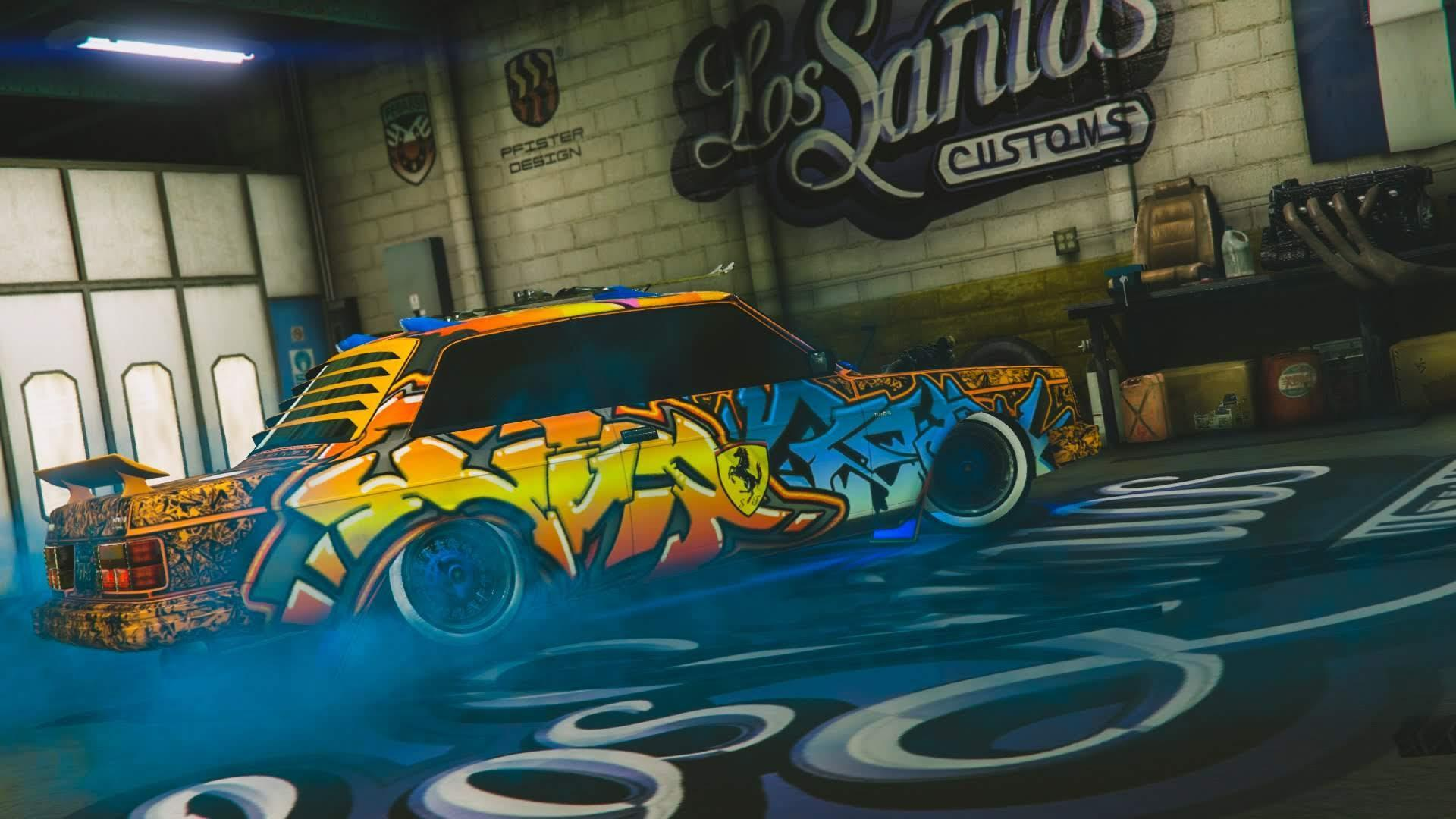 Custom Nebula Turbo by Dave.Gta